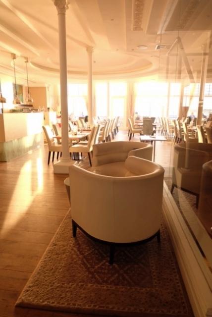 Sands Hotel Margate Dining Room