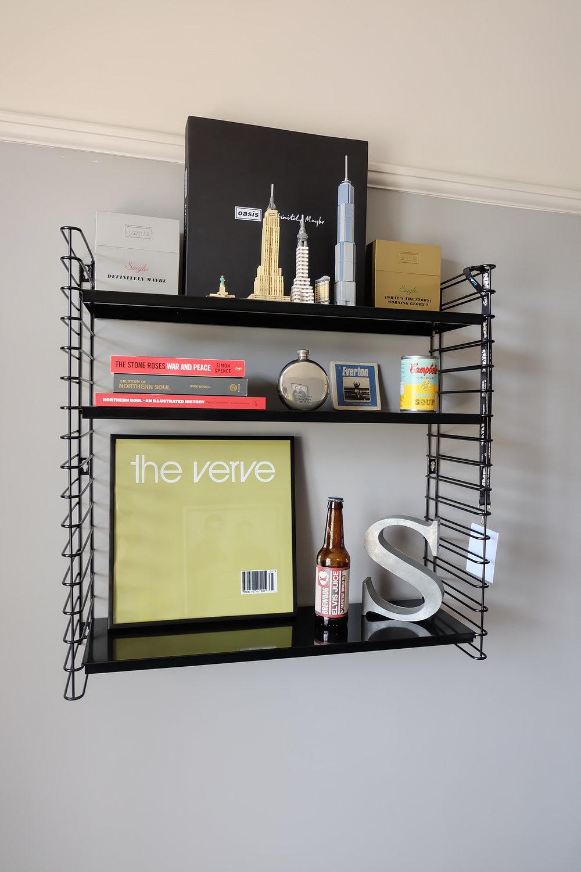 String style Shelves