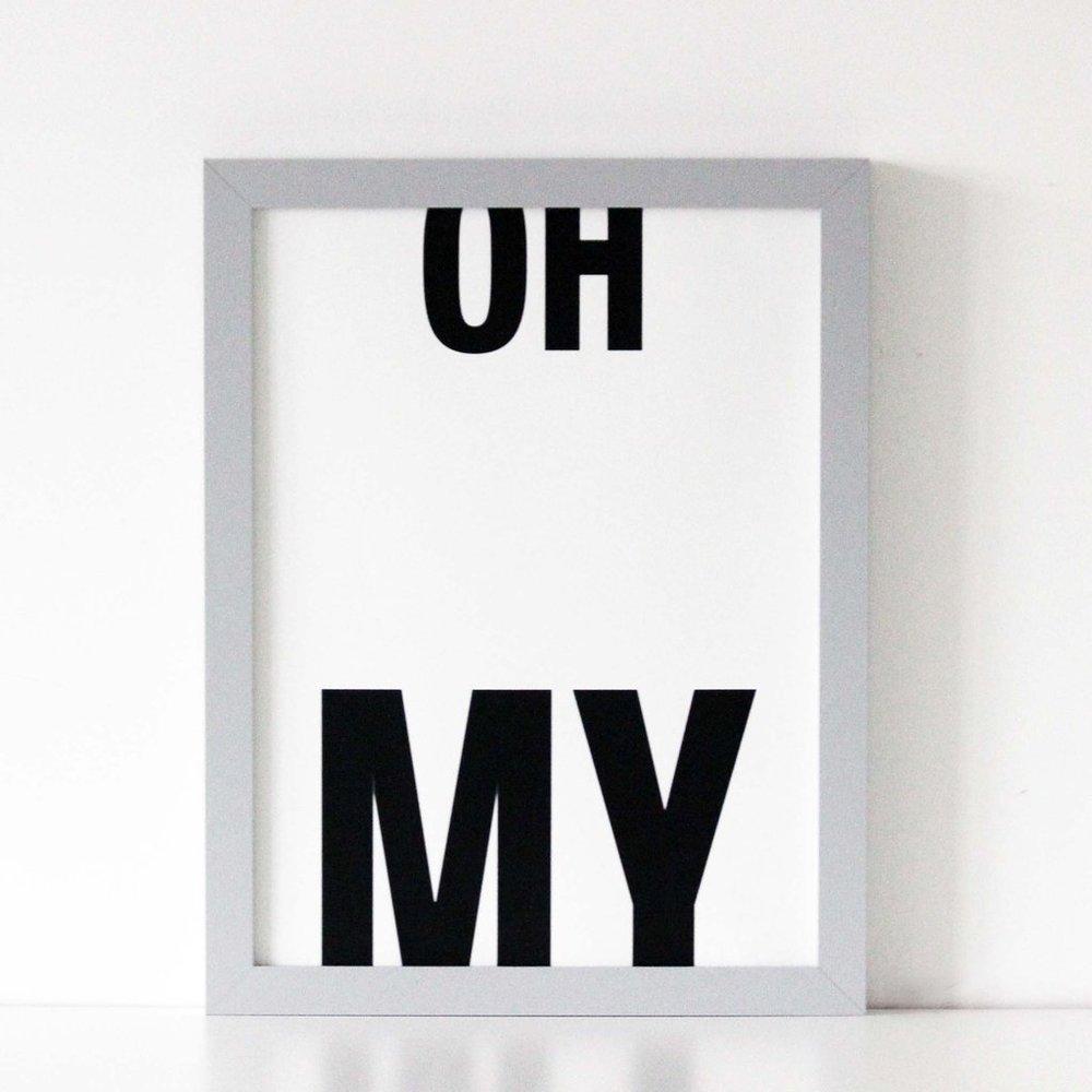 Oh My print