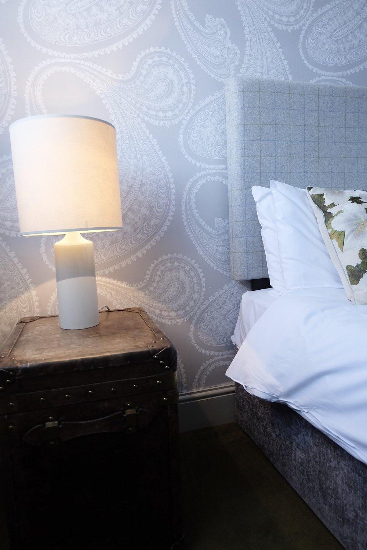 Rose & Crown bedroom