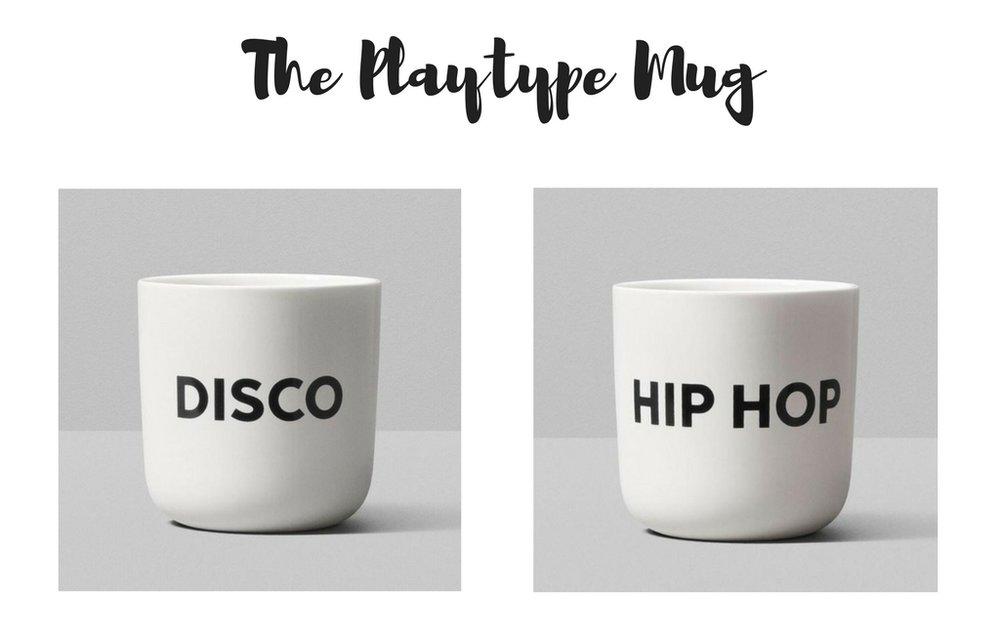 Playtype Mug