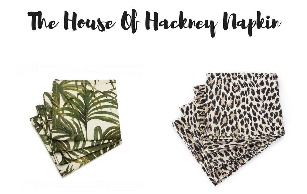 House of Hackney Napkin