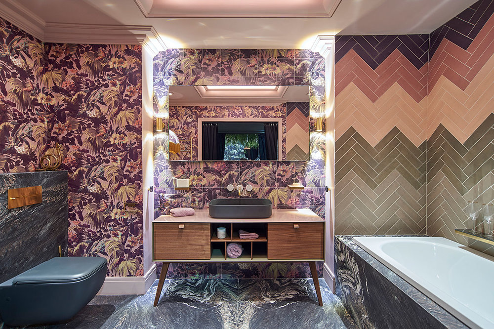 CP Hart House Of Hackney bathroom