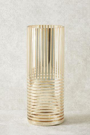 Next gold vase