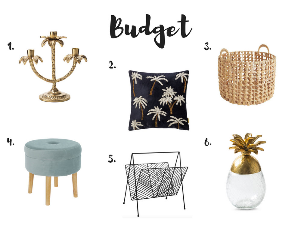 Summer 18 budget interior sale buys