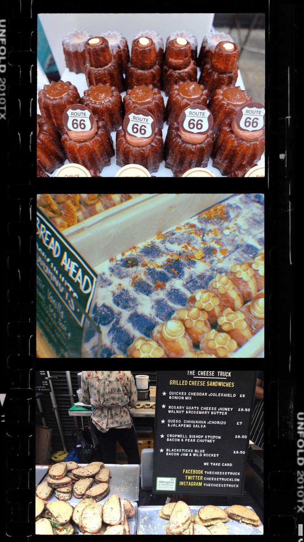 London food markets