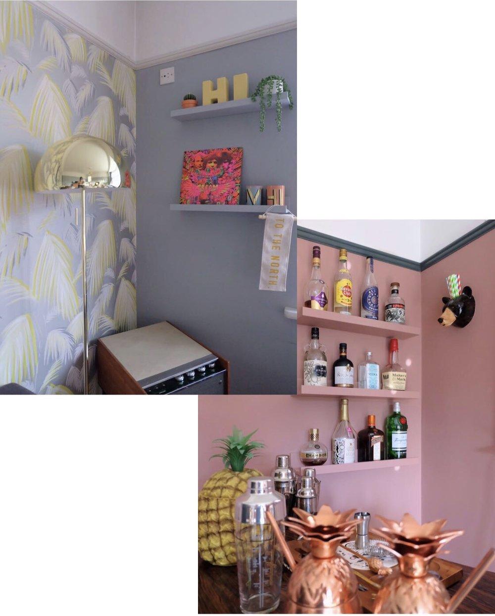 Ikea picture ledges