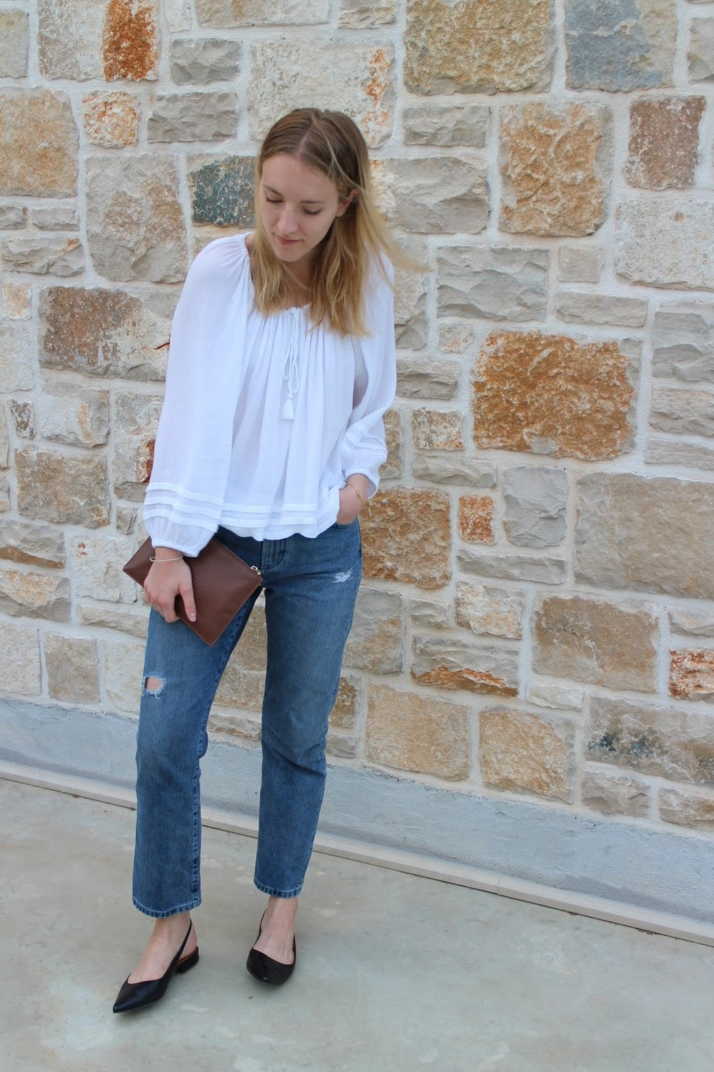 Beatrice Trodden outfit