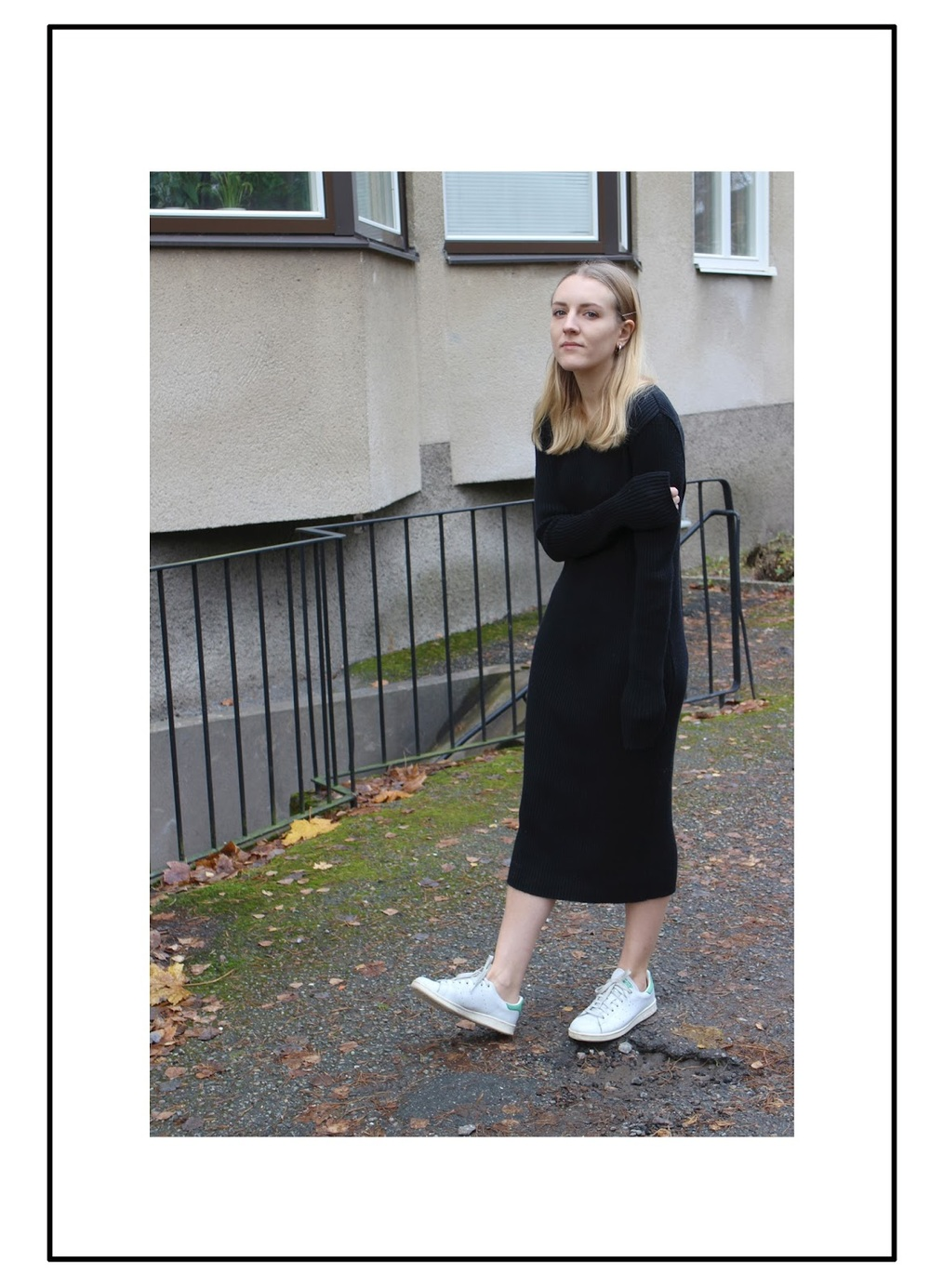 beatrice trodden in carin wester knit dress