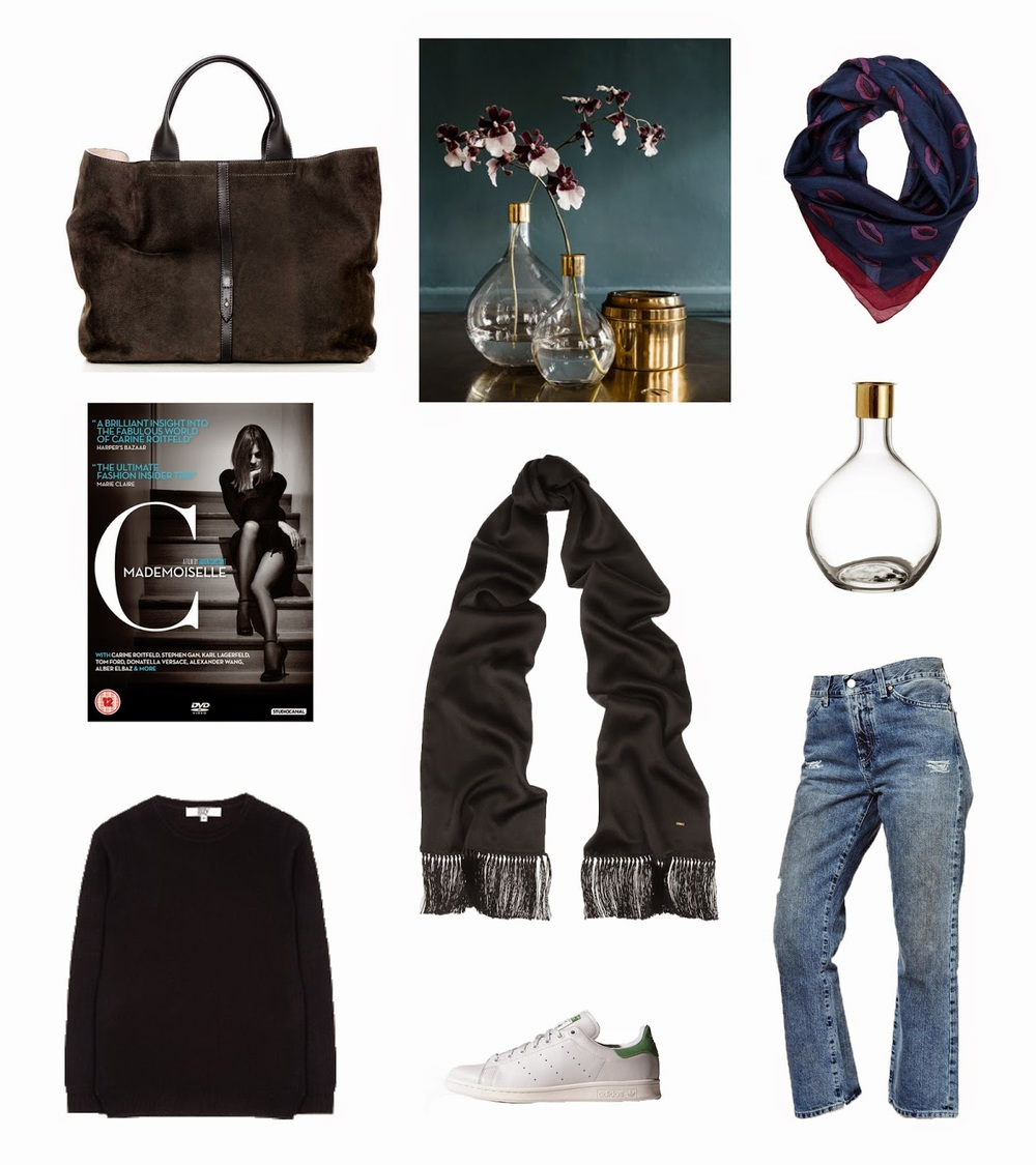 fashion and decorating wish list