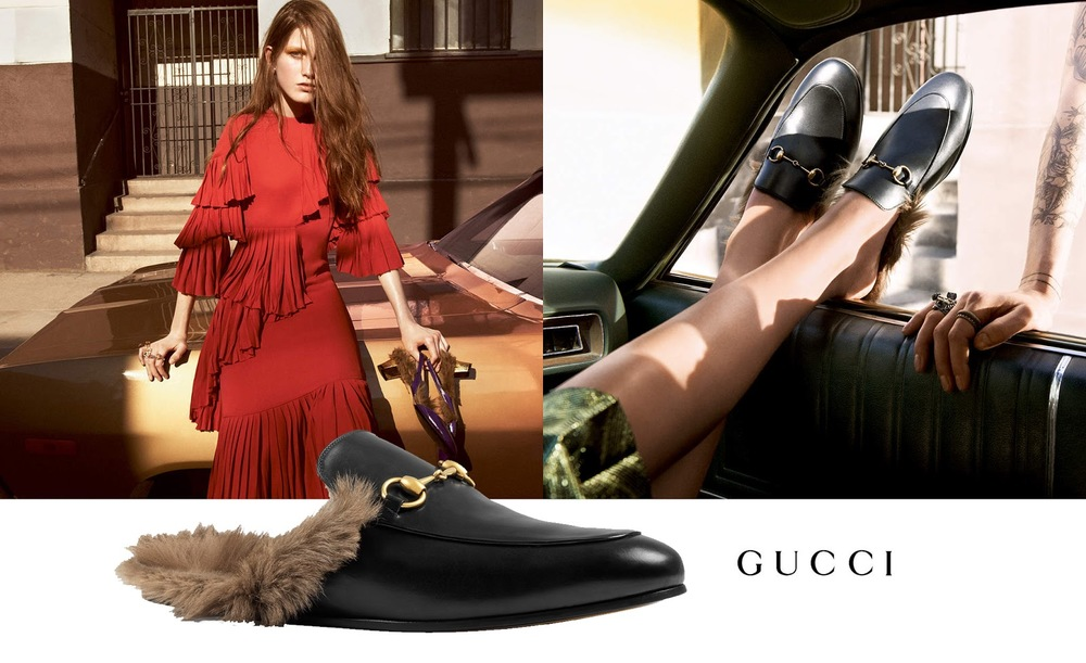 gucci loafers aw15
