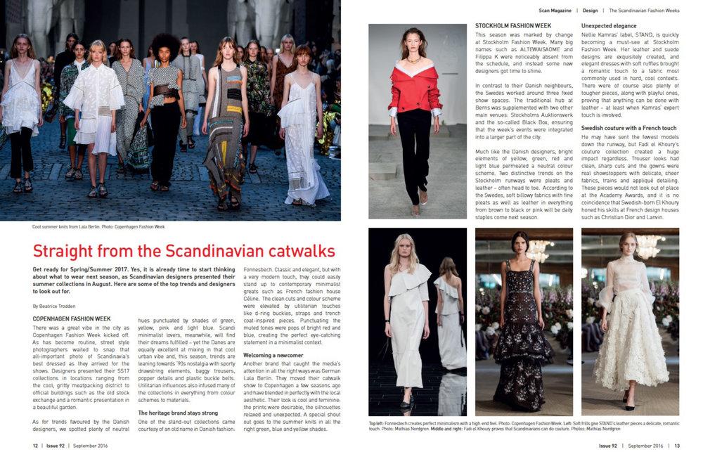 Scan Magazine – September 2016