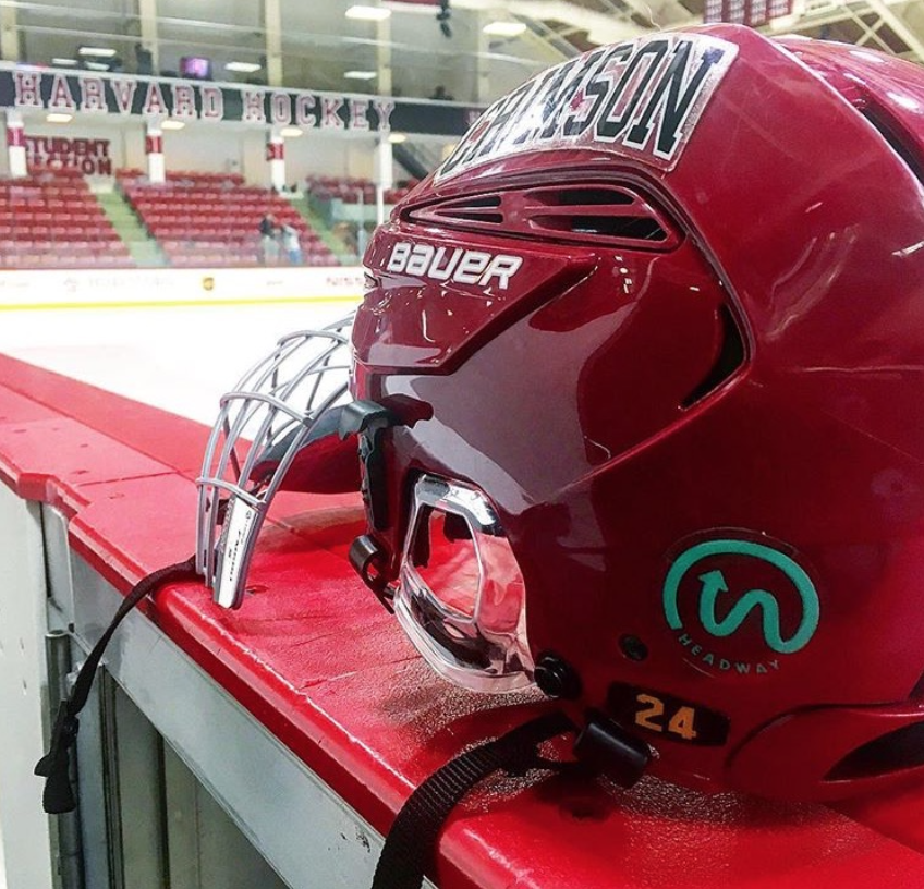Harvard Women's Hockey, 2017