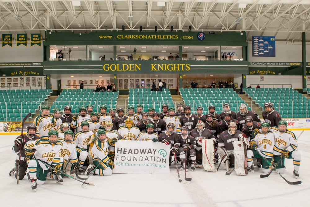 Clarkson & Brown Women's Hockey