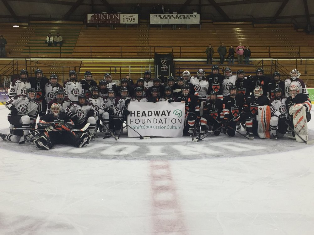 Princeton & Union Women's Hockey