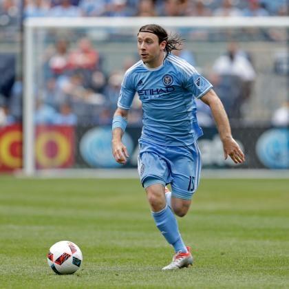 Tommy McNamara, Professional Soccer