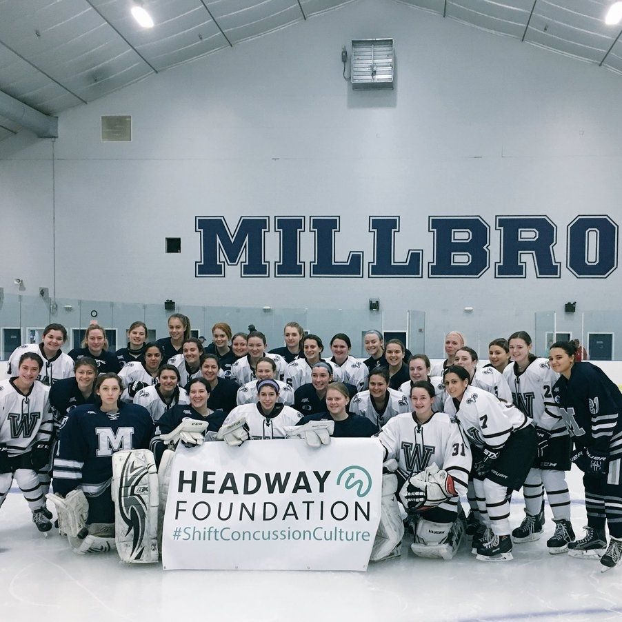 Millbrook High School Girl's Hockey