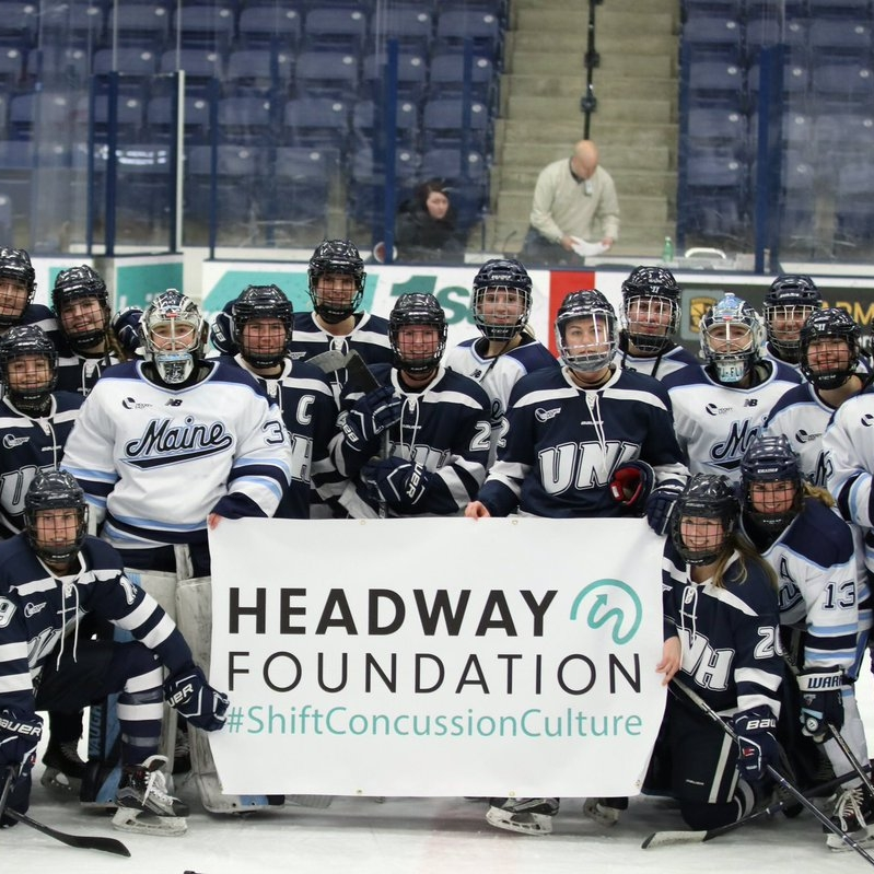 Maine and UNH Women's Hockey