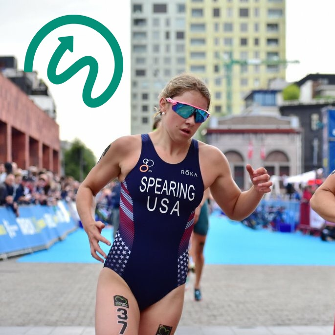 Kyleigh Spearing, Professional Triathlete