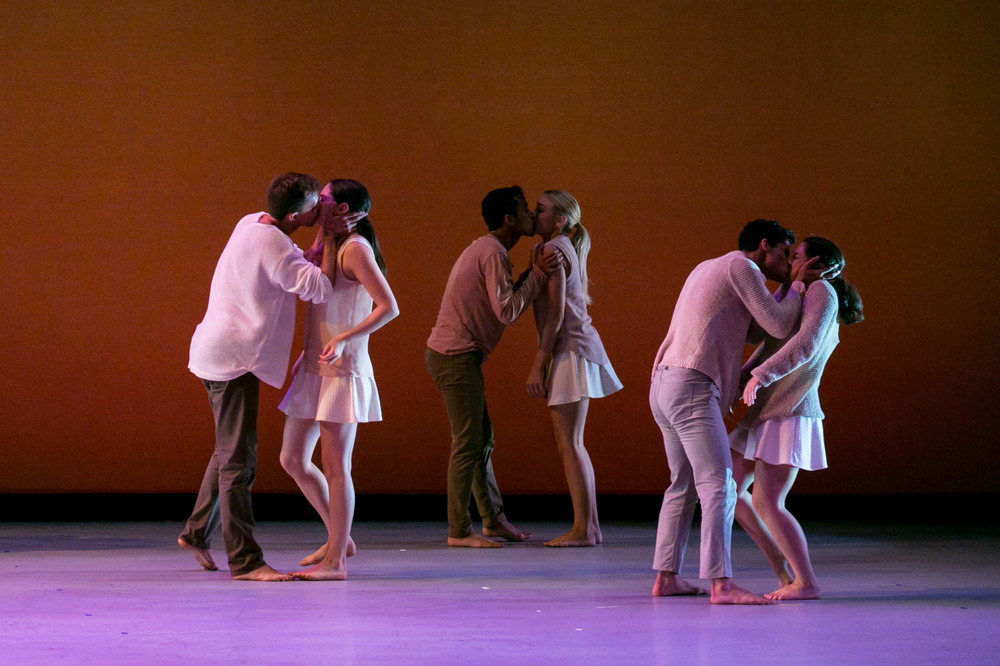 Catch Joshua L. Peugh's MARSHMALLOW this Friday and Saturday at The Dance Gallery Festival Photo by Sharen Bradford