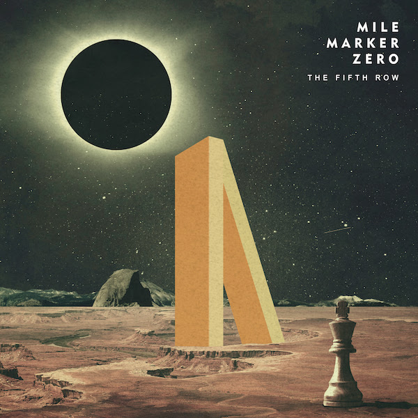 "Connecticut-based prog rockers  MILE MARKER ZERO  are excited to announce their sophomore full-length concept album, ""The Fifth Row"", scheduled for release on March 2, 2018. Consisting of 15 tracks which brilliantly showcase the band's melodic hooks and unique arrangements, the record was self-recorded at the band's home studio before being sent for mastering via Andy Vandette (Rush, Devin Townsend).  Vocalist Dave Alley revealed the concept behind the album stating, "" The Fifth Row, is a reference to the legend of ""rice and the chessboard"" and is frequently used by futurists as a way to show exponential growth in technology. As a society, humanity is currently in the ""fifth row"" of the chessboard, a time which changes in technology happen so fast that they are almost impossible to accurately forecast or predict.   The role of artificial intelligence and technology in our lives is a pretty hot topic right now. When we decided that we were going to do a concept album, it just seemed like the perfect topic to dive into given how we grew up and how technology influenced our lives.""    On behalf of the cover artwork, as seen featured above, Alley added, "" The album cover is filled with small references that are important to the band, and to our story. Growing up, we were all big fans of 2001: A Space Odyssey, and for the album cover we wanted to tip our cap to that film. Showcasing a monolithic element on the cover was the perfect way to pay tribute. The chess piece representing the dominant power in our story's future and the eclipse symbolizing the end of mankind's reign here on earth. Even the landscape itself is a deliberate reference to our first self titled album.""      Hear a sneak peek of ""The Fifth Row"" in the teaser video clip here:   https://www.youtube.com/watch?v=fRvd8FL_rRQ     ""The Fifth Row"" Track Listing  1.   Source Code 2.   2001 3.   Digital Warrior 4.   Architect  5.   Building A Machine 6.   Victory  7.   JCN  8.   Middle Game .   Propoganda 10. Sacred Geometry 11. Clarity  12. U.I. 13. 2020 14. Age Of Jason  15. Collective   MILE MARKER ZERO  formed in 2005 when brothers Dave (vocals) and Doug (drums) Alley, alongside childhood friend Mark Focarile (keys), met guitarist John Tuohy and original bassist Tim Rykoski at Western Connecticut State University. They released their debut EP, ""The Haunted"", in 2006 and began to captivate audiences as they were seen performing alongside the likes of Porcupine Tree, Underoath, Spocks Beard and Devil Wears Prada.  Having created a buzz in the Northeastern prog circuit, the band eagerly returned to the studio to record their debut full-length effort in 2009 and were the first-ever unsigned artist to be featured in the popular Harmonix/ MTV Games video game series, RockBand. The band continued to make several live appearances including gigs with Periphery, Scale the Summit, Nothing More, Adrenaline Mob, Fair to Midland and more. In 2014, the band released their most acclaimed effort to date with the electrifying ""Young Rust"" EP, which was lauded as ""a must-listen for fans of commercial progressive music"" (Metal Insider) and saw the band receive the award for ""Best Band (Connecticut)"" at the New England Music Awards.    MILE MARKER ZERO lineup  Dave Alley - Vocals John Tuohy - Guitar Mark Focarile - Keyboards Jaco Lindito - Bass Doug Alley - Drums   MILE MARKER ZERO Online   www.milemarkerzero.com   Facebook.com/milemarkerzero   Twitter.com/mmzofficial   Instagram.com/mmzofficial"