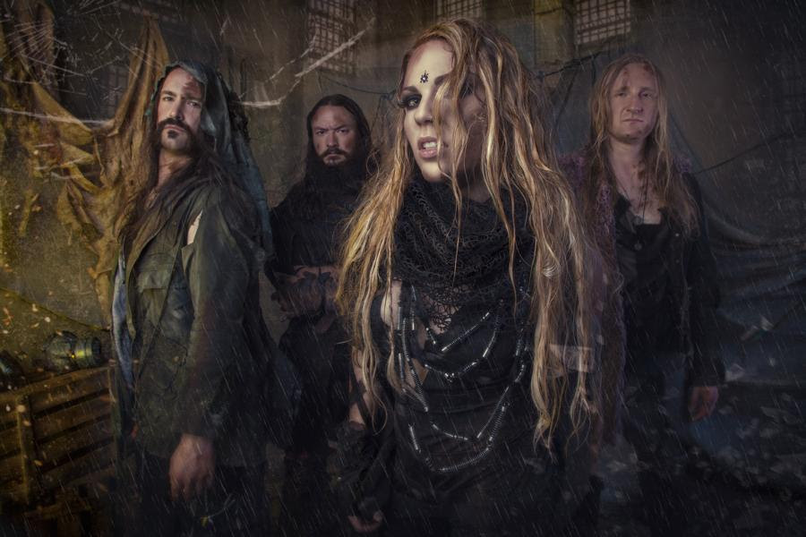 "KOBRA AND THE LOTUS  kept their word and will soon deliver the second part of their opus magnum one year after the successful release of rock juggernaut   Prevail I  !    Prevail II   is the proverbial yang to the yin and continues right where  KOBRA AND THE LOTUS  left off in 2017. Set for a release on  April 27  th   2018  with Napalm Records, the band has now unveiled the cover artwork and track listing for their hotly anticipated   Prevail II  !  Says vocalist  Kobra Paige : "" Humanity. One of the greatest struggles of our human existence is to retain it. This sequel album takes a deeper dive into the darkness of our psyche and explores the personal torment and struggle we inflict upon ourselves, one another, and the earth. It has become common place for people to give up on themselves and lose their belief in their abilities and self-worth. This in turn affects our daily actions/behaviour. We are a cripplingly, self-harming species BUT we are also profoundly capable beings of altruism, evolution, and positivity. This album will close the 'Prevail' double sequel on the lightest of all notes by acknowledging that every single person has a desire to be and deserves to be truly seen, loved, and heard. When the ignorance is cleared, we can recognize that we are all in this together."""