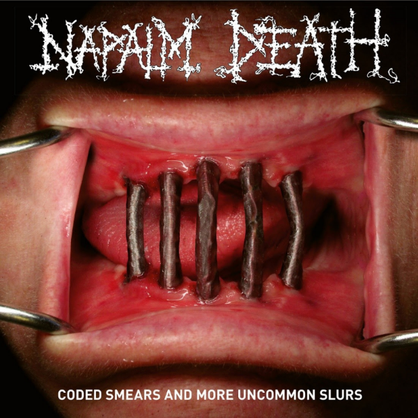 """UK Grindcore pioneers  NAPALM DEATH will soon release their special 2CD, 2LP and digital download compilation, """"Coded Smears And More Uncommon Slurs"""", on March 30 via  CENTURY MEDIA RECORDS .  The band have debuted the first single off the upcoming release,""""Oh So Pseudo"""",a bonus track from 2014's """"Apex Predator - Easy Meat"""" album sessions.  Take a listen here: https://www.youtube.com/watch?v=lZzrZtOd2Po  Stream it via Spotify  HERE     NAPALM DEATH bassist Shane Embury checked in to comment about the upcoming compilation release as follows: """" We are very thrilled to be finally releasing this compilation of rarities and covers from the past 10 years. NAPALM DEATH is a band that gives 100% when writing a song, so the songs included on this comp were saved originally for split EP's now sold out or vinyl editions of our albums or to become Japanese bonus tracks. When I was compiling the track-listing I was struck by how exciting again these tunes are to me. I had actually forgotten some of them, haha! We have written so many tracks and the years go by so quick that you forget just how fucking great these songs are! We will most certainly be blasting a few of these out live on our upcoming shows…Cheers and see you on the road! """"  """"Coded Smears And More Uncommon Slurs"""" will include a total of 31 songs in a playing time of over 90 minutes, compiling rarities and exclusive earworms spanning 2004-2016 from the whirling gene pool of noise that is  NAPALM DEATH . Below is the complete track-listing along with details on the original source of the song.  The 2LP edition of """"Coded Smears And More Uncommon Slurs"""" will not only contain a poster and an LP-booklet, but will - next to an unlimited black vinyl version - also be available in the following limited colored vinyl runs: 100x copies white vinyl (Century Media Webshop Europe) 200x copies neon orange vinyl (Century Media USA) 200x copies silver vinyl (Nuclear Blast Records) 400x copies red vinyl (CM Distro)    Pre-order the r"""
