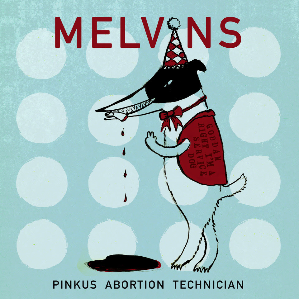 "Pinkus Abortion Technician  tracklist:     1. Stop Moving To Florida  2. Embrace The Rub  3. Don't Forget To Breathe  4. Flamboyant Duck  5. Break Bread  6. I Want To Hold Your Hand  7. Prenup Butter  8. Graveyard     ""Stop Moving To Florida"" is a medley of the James Gang's ""Stop"" and Butthole Surfers' ""Moving To Florida,"" the band also covers the Beatles' ""I Want To Hold Your Hand"" and Butthole Surfers' ""Graveyard"" on the eight-song release. Pre-orders will be announced soon.     The Melvins have also simultaneously announced a 10-week North American tour, kicking off on April 26 at the Casbah in San Diego. The tour will feature the Melvins as a four-piece with both Pinkus and McDonald joining Osborne and Crover.     Tour dates:  April 26 San Diego, CA Casbah  April 29 Dallas, TX Tree's  April 30 Austin, TX Mohawk  May 1 Houston, TX White Oak Music Hall  May 3 Baton Rouge, LA Spanish Moon  May 4 Birmingham, AL Zydeco  May 6 Charlottee, NC Visulite Theater  May 7 Carrboro, NC Cat's Cradle  May 9 Baltimore, MD Ottobar  May 10 Philadelphia, PA Underground Arts  May 11 Brooklyn, NY Warsaw  May 12 Hamden, CT Space Ballroom  May 13 Boston, MA Paradise Rock Club  May 14 Montreal, QC Corona Theatre  May 18 Cleveland, OH Grog Shop  May 19 Pittsburgh, PA Rex Theater  May 20 Louisville, KY Headliner's Music Hall  May 22 Nashville, TN 3rd & Lindsley  May 23 Memphis, TN Hi-Tone  May 24 St. Louis, MO The Ready Room  May 25 Kansas City, MO Record Bar  May 31 Phoenix, AZ Crescent Ballroom  July 12 Santa Ana, CA The Observatory  July 13 Los Angeles, CA Troubadour  July 14 Fresno, CA Strummer's  July 16 San Francisco, CA Great American Music Hall  July 17 Sacramento, CA Holy Diver  July 19 Seattle, WA Neumo's  July 20 Portland, OR Wonder Ballroom  July 21 Vancouver, BC Venue Nightclub  July 24 Edmonton, AB Union Hall  July 25 Calgary, AB Marquee Room  July 27 Winnipeg, MB Pyramid Cabaret  July 28 Fargo, ND The Aquarium (Dempsey's Upstairs)  July 29 Minneapolis, MN First Avenue  July 30 Madison, WI High Noon Saloon  July 31 Chicago, IL Park West  August 2 Grand Rapids, MI The Pyramid Scheme  August 3 Detroit, MI El Club  August 4 Columbus, OH A&R Music Bar  August 5 Indianapolis, IN The Vogue Theatre  August 6 Rock Island, IL Rock Island Brewing Company  August 7 Des Moines, IA Wooly's  August 8 Omaha, NE The Waiting Room  August 10 Englewood, CO Gothic Theatre  August 11 Ft. Collins, CO Aggie Theatre  August 13 Salt Lake City, UT Urban Lounge  August 14 Las Vegas, NV The Bunkhouse Saloon     Tickets for all shows are on-sale this Friday at 10 am local time.     -30-      Pinkus Abortion Technician  tracklist:     1. Stop Moving To Florida  2. Embrace The Rub  3. Don't Forget To Breathe  4. Flamboyant Duck  5. Break Bread  6. I Want To Hold Your Hand  7. Prenup Butter  8. Graveyard  ""Stop Moving To Florida"" is a medley of the James Gang's ""Stop"" and Butthole Surfers' ""Moving To Florida,"" the band also covers the Beatles' ""I Want To Hold Your Hand"" and Butthole Surfers' ""Graveyard"" on the eight-song release. Pre-orders will be announced soon.  The Melvins have also simultaneously announced a 10-week North American tour, kicking off on April 26 at the Casbah in San Diego. The tour will feature the Melvins as a four-piece with both Pinkus and McDonald joining Osborne and Crover.  Tour dates:  April 26 San Diego, CA Casbah  April 29 Dallas, TX Tree's  April 30 Austin, TX Mohawk  May 1 Houston, TX White Oak Music Hall  May 3 Baton Rouge, LA Spanish Moon  May 4 Birmingham, AL Zydeco  May 6 Charlottee, NC Visulite Theater  May 7 Carrboro, NC Cat's Cradle  May 9 Baltimore, MD Ottobar  May 10 Philadelphia, PA Underground Arts  May 11 Brooklyn, NY Warsaw  May 12 Hamden, CT Space Ballroom  May 13 Boston, MA Paradise Rock Club  May 14 Montreal, QC Corona Theatre  May 18 Cleveland, OH Grog Shop  May 19 Pittsburgh, PA Rex Theater  May 20 Louisville, KY Headliner's Music Hall  May 22 Nashville, TN 3rd & Lindsley  May 23 Memphis, TN Hi-Tone  May 24 St. Louis, MO The Ready Room  May 25 Kansas City, MO Record Bar  May 31 Phoenix, AZ Crescent Ballroom  July 12 Santa Ana, CA The Observatory  July 13 Los Angeles, CA Troubadour  July 14 Fresno, CA Strummer's  July 16 San Francisco, CA Great American Music Hall  July 17 Sacramento, CA Holy Diver  July 19 Seattle, WA Neumo's  July 20 Portland, OR Wonder Ballroom  July 21 Vancouver, BC Venue Nightclub  July 24 Edmonton, AB Union Hall  July 25 Calgary, AB Marquee Room  July 27 Winnipeg, MB Pyramid Cabaret  July 28 Fargo, ND The Aquarium (Dempsey's Upstairs)  July 29 Minneapolis, MN First Avenue  July 30 Madison, WI High Noon Saloon  July 31 Chicago, IL Park West  August 2 Grand Rapids, MI The Pyramid Scheme  August 3 Detroit, MI El Club  August 4 Columbus, OH A&R Music Bar  August 5 Indianapolis, IN The Vogue Theatre  August 6 Rock Island, IL Rock Island Brewing Company  August 7 Des Moines, IA Wooly's  August 8 Omaha, NE The Waiting Room  August 10 Englewood, CO Gothic Theatre  August 11 Ft. Collins, CO Aggie Theatre  August 13 Salt Lake City, UT Urban Lounge  August 14 Las Vegas, NV The Bunkhouse Saloon  Tickets for all shows are on-sale this Friday at 10 am local time.                                                             -30-   www.facebook.com/melvinsarmy    www.twitter.com/melvinsdotcom    www.instagram.com/melvinsdotcom    www.twitter.com/melvinsdotcom    www.instagram.com/melvinsdotcom"