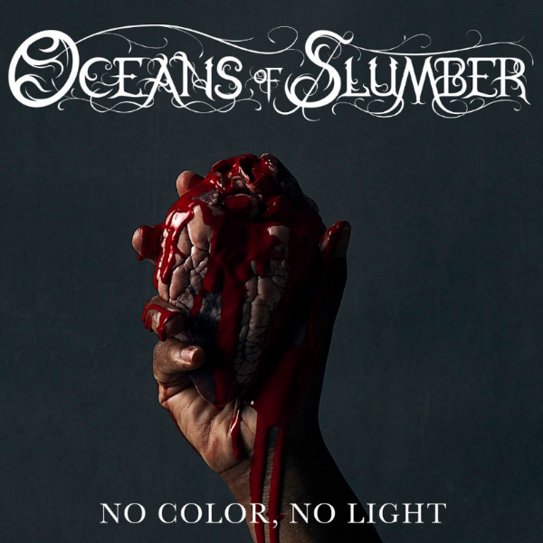 "Houston-based progressive metal outfit,  OCEANS OF SLUMBER , have launched a video for their new single, ""No Color, No Light"". The song is taken off the band's upcoming album, ""The Banished Heart"", to be released on March 2 through  CENTURY MEDIA RECORDS , and features guest vocals by Evergrey's Tom Englund.  Drummer Dobber Beverly comments, ""' No Color, No Light' was the last song the band wrote for the album and our answer to love's deathly bellows. A song about crossing into the darkness and chasing the shadows to find her or him. Would you answer the call? Don't wait.... ""   Watch the animated video for ""No Color, No Light"", created by Costin Chioreanu, here:  https://youtu.be/mRgxiviVk88     ""No Color, No Light"" is also available as a digital single on all download and streaming platforms and as an instantly downloadable track on iTunes and Amazon! Pre-orders for all physical formats of the album are also available.   Reserve your copy of ""The Banished Heart"" now!  https://OceansOfSlumber.lnk.to/TheBanishedHeart    Celebrate the new album with  OCEANS OF SLUMBER  at one of their upcoming release shows in the U.S. before they head to the UK for a week long trek with Epica and Mrykur!   TOUR DATES   3/2 Houston,TX -  White Oak Music Hall (Album Release Show)   3/3 Brooklyn, NY - Saint Vitus Bar (Album Release Show)   4/6 Nottingham, UK  - Rock City #  4/7 Glasgow, UK - ABC1 #  4/8 Bristol, UK - O2 Academy #   4/10 Dublin, UK - Tivoli #  4/12 Manchester, UK - O2 Ritz #  4/13 London, UK - O2 Forum #  With Epica and Mrykur   OCEANS OF SLUMBER is   Cammie Gilbert – Vocals Anthony Contreras – Guitar Sean Gary – Guitar Keegan Kelly – Bass Dobber Beverly – Drums    OCEANS OF SLUMBER   online    http://www.oceansofslumber.com   https://www.facebook.com/oceansofslumber   https://twitter.com/oceansofslumber   https://instagram.com/oceansofslumber"