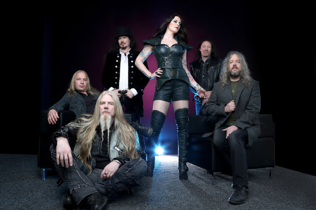 Photo by: Tim Tronckoe  Pre-order your copy of   Decades   here: nuclearblast.com/nightwish-decades
