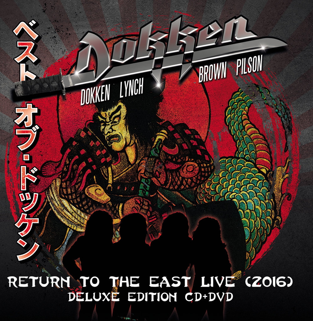 "In 2016, the classic original line-up of  Dokken  featuring:  Don Dokken, George Lynch, Jeff Pilson, and Wild Mick Brown  reunited to play the world famous  Loud Park Festival  in Japan and one exclusive U.S. show in Sioux Falls, SD at Badlands. Fortunately for fans not in attendance at either show, cameras were there to capture the performances and now  Frontiers Music Srl  is set to issue  ""Return To The East Live (2016)""  on  April 20th !  In addition to the live recording, the original  Dokken  lineup entered the     studio together and recorded a new song "" It's Just Another Day,""  for the forthcoming release.  The band shot a video for the song which can be viewed HERE .  ""It is stunning how amazingly and naturally this song came together. George and I just let it flow for the music and Don came in and finished the lyrics and nailed his vocal in record time. Everything just flowed. And the result is such classic  Dokken , unbelievable. It's really a testament to chemistry that doesn't go away despite the years and all the trials and tribulations. These are the moments I live for,"" says bassist  Jeff Pilson .  Watch a live video of   'In My Dreams'   HERE .   Pre-order and stream singles from the album here :  http://radi.al/ReturnToTheEastLive     Pledge Music/Frontiers US Store :  http://pmusic.co/3EN6wP     Frontiers EU Store:   http://radi.al/ReturnToTheEastLive     ""Return to the East Live (2016)""  will be available in the following formats:  * CD/DVD * Blu-Ray  * Collector's Box (CD/DVD + T-Shirt) [Comes with XL tee in the U.S., L tee in EU] * 2xLP Standard 180g Black Vinyl  * 2xLP Limited Edition 180g Green Vinyl (Exclusive to Frontiers' U.S. Store - Limited to 150 WORLDWIDE)  * 2xLP Limited Edition 180g Red Vinyl (Exclusive to Frontiers' EU Store - Limited to 150 WORLDWIDE)  * MP3 (audio only)  If the release wasn't amazing enough, the package includes a  brand-new studio track,  ""It's Just Another Day""  and two acoustic re-workings of classic tracks, from the original members!     A trailer for the release can be viewed  HERE ."