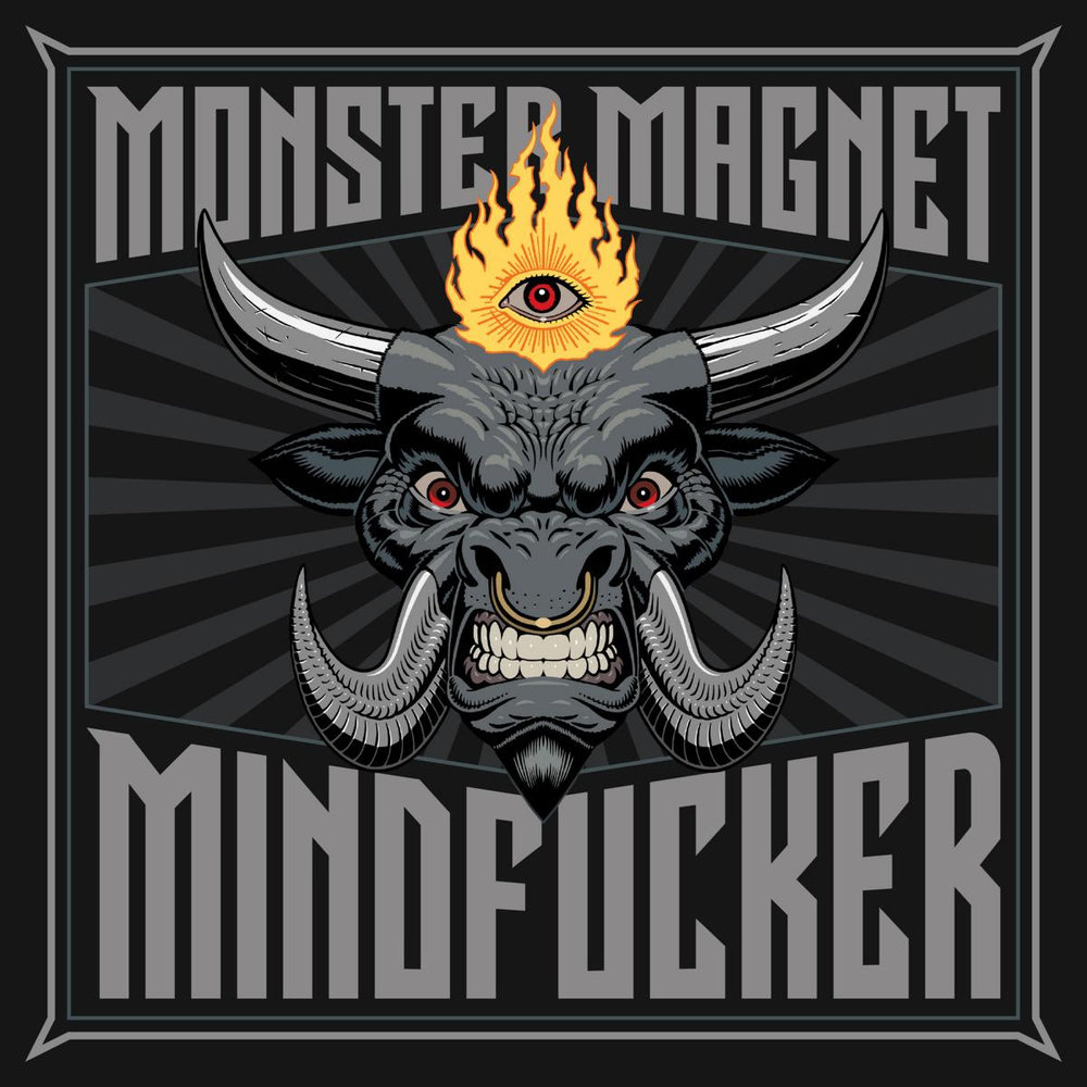 """MINDFUCKER""    track listing:   1. Rocket Freak 2. Soul 3. Mindfucker 4. I'm God 5. Drowning 6. Ejection 7. Want Some 8. Brainwashed 9. All Day Midnight 10. When The Hammer Comes Down     MONSTER MAGNET live on tour:   03.05.18 DE - Wiesbaden / Schlachthof 04.05.18 DE - Berlin / Desertfest Berlin 05.05.18 NL - Nijmeden / Doornroosje  06.05.18 UK - London / Desertfest London  08.05.18 DE - Cologne / Live Music Hall  09.05.18 DE - Saarbrucken / Garage  11.05.18 ES - Bilbao / Santana 27  12.05.18 ES - Madrid / Sala Riviera  14.05.18 CH - Pratteln / Z7  15.05.18 IT - Milan / Alcatraz Club  16.05.18 DE - Bochum / Zeche 18.05.18 DE - Nuremburg / Hirsch 19.05.18 NL - Groningen / Vera 21.05.18 DK - Copenhagen / Pumpehuset 22.05.18 SE - Stockholm / Debaser Strand  23.05.18 NO - Oslo / Blâ  24.05.18 SE - Malmö / Kulturbolaget (KB) 26.05.18 DE - Bremen / Schlachthof 28.05.18 BE - Leuven / Het Depot  29.05.18 BE - Ghent / Vooriut  31.05.18 UK - Manchester / Gorilla  01.06.18 UK - Glasgow / The Garage  02.06.18 UK - Belfast / Limelight  03.06.18 IR - Dublin / The Tivoli       MONSTER MAGNET line up:   Dave Wyndorf (vocals, guitar) Garrett Sweeny (guitar) Phil Caivano (guitar) Chris Kosnik (bass) Bob Pantella (drums)       For more info visit:    http://zodiaclung.com   https://www.facebook.com/monstermagnet/   https://www.instagram.com/monstermagnetofficial/"