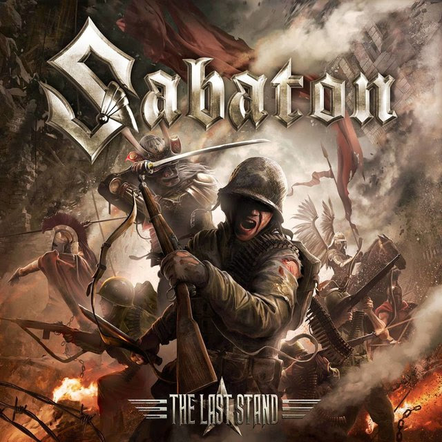 Purchase your copy of   The Last Stand  here:  http://nblast.de/SabatonLastStandNB