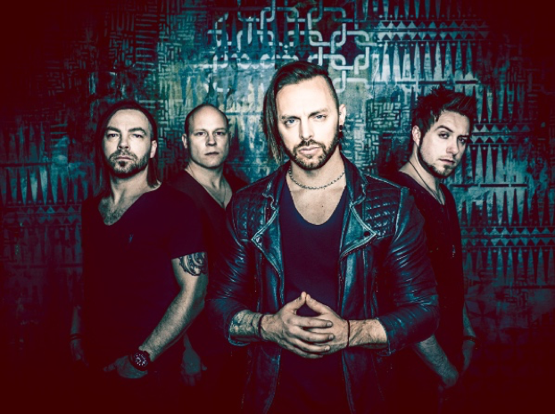 "BULLET FOR MY VALENTINE , one of the biggest British hard rock acts in recent music history, will release their new opus,   Gravity  , on  June 29 .     Listen to first single  ""Over It""   HERE .        Gravity   marks  BFMV's  first album release under the  Search and Destroy /  Spinefarm Records banner. It aptly sees the band rewriting its own future - finding new ways to invent heavy noise and remaining unshackled by the legacy that comes with being masters of its trade.     The four musicians have stretched their creative wings like never before, delicately balancing film score electronica and icy synths in their trademark hellfire of hard rock.     With drummer  Jason Bowld  joining founding members, singer/guitarist  Matt Tuck and fellow axeman  Michael ""Padge"" Paget , along with bassist  Jamie Mathias , who has been a part of the Bullet story since 2015, this is a band reborn.      BFMV will be touring with fiery dedication as they hit the U.S. throughout April, May, and June, before playing second to headline on the Fridayof  Download (UK) Festival  - their first home-turf festival performance in five years. The band will then appear at European summer festivals and venues before traveling to Japan for the Summersonic event.      BULLET FOR MY VALENTINE ON TOUR:    WITH TRIVIUM + TOOTHGRINDER:   4/28: Sunrise, FL @ Ft. Rock Festival*  4/29: Jacksonville, FL @ Welcome to Rockville*  5/1: Knoxville, TN @ The International  5/2: Birmingham, AL @ Iron City  5/4: Charlotte, NC @ Carolina Rebellion*  5/5: Virginia Beach, VA @ WNOR/FM99 Lunatic Luau*  5/6: Silver Spring, MD @ Fillmore Silver Spring  5/8: Niagara Falls, NY @ The Rapids Theatre   5/10: Portland, ME @ Aura  5/11: Hampton Beach, NH @ Hampton Beach Casino Ballroom  5/12: Clifton Park, NY @ Upstate Concert Hall  5/14: Pittsburgh, PA @ Stage AE  5/15: Montclair, NJ @ The Wellmont Theater  5/17: New York, NY @ Irving Plaza#  5/18: Stroudsburg, PA @ Sherman Theater   5/19: Columbus, OH @ Rock on the Range*   *Festival Date     #No Trivium"