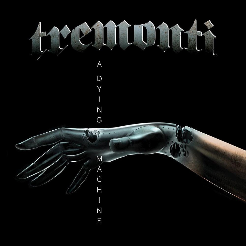 """Digital Pre-Orders Now Available At:    http://smarturl.it/ADyingMachine       Tremonti , the band comprised of Mark Tremonti on vocals/guitars, Eric Friedman on guitars/backing vocals, and Garrett Whitlock on drums, have released the first song from their fourth full-length album, A Dying Machine , worldwide via Napalm Records on June 8th. The title track, """"A Dying Machine,"""" is now available on all streaming services and a lyric video for the song can be seen at: https://youtu.be/suGBbS4gylM .  Clocking in at 6:19, """"A Dying Machine"""" is the first new music from the band since 2016's critically acclaimed album  Dust . The album, A Dying Machine, is available for pre-order at  http://smarturl.it/ADyingMachine in various physical configurations as well as digitally. Fans that pre-order the album digitally will receive an instant download of """"A Dying Machine"""" as well as 3 future tracks that will be released before the June 8thstreet date.    A Dying Machine is the first concept album of Tremonti's career and the music is inspired by a story that came to Mark while on the last Alter Bridge tour. During that time, the epic title track """"A Dying Machine"""" was born. The story, which is being turned into a full-length work of fiction authored by Mark Tremonti and John Shirley, takes place at the turn of the next century where humans and fabricated beings called """"vessels"""" are trying to co-exist. Tremonti and Shirley are working on finishing the novel to release alongside the record.  The track listing for  A Dying Machine is:  1) Bringer Of War 2) From The Sky 3) A Dying Machine 4) Trust 5) Throw Them To The Lions 6) Make It Hurt 7) Traipse 8) The First The Last 9) A Lot Like Sin 10) The Day When Legions Burned 11) As The Silence Becomes Me 12) Take You With Me 13) Desolation 14) Found   Tremonti  will be hitting the road in support of  A Dying Machine. The band will be playing a record release show in Orlando on May 12th at the Social. They are also confirmed for Carolina Rebe"""