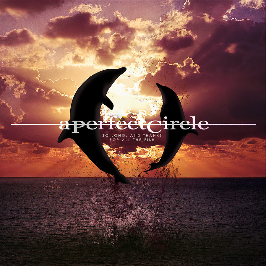 """Los Angeles –April 16, 2018 – A Perfect Circle share new song """"So Long, And Thanks For All The Fish"""" ( https://aperfectcircle.lnk.to/FishAudioPR ) as the release date for  Eat The Elephant  (April 20, BMG) nears. The song premiered last night on BBC Radio 1's Rock Show as Daniel P. Carter's Rockest Record and is available now to stream or download.  """"We all cope with the absurd in our own manner,"""" said Maynard James Keenan in reference to the new track. """"The Italian side of me produces and shares wine with friends in order to feel grounded and connected in the midst of all the madness. But once the wine is gone, the drunk and sarcastic Irish side of me goes straight for the unreasonable jugular. #comedyfirstandalways""""  A Perfect Circle made their Coachella debut last night, playing several new songs including the aforementioned """"So Long, And Thanks For All The Fish,"""" """"Eat The Elephant"""" and """"TalkTalk."""" In contrast to the festival set, the band plays an intimate outing at Santa Barbara's Arlington Theatre tomorrow night before returning to the desert for a second performance. On the eve of  Eat The Elephant 's release (Thursday, April 19 at 7:15 pm pacific), Maynard James Keenan and Billy Howerdel, in partnership with  Revolver , will answer fan's questions in a rare Q&A (tune in via the band's Facebook page – facebook.com/aperfectcircle ). A Perfect Circle play """"Jimmy Kimmel Live!"""" on Monday, April 23.   Revolver, who feature the band as their current cover story, proclaimed """" Eat The Elephant is a call to action – in a world that sometimes seems doomed."""" Rolling Stone said the 12-song collection """"is a moody, sensitive portrait of a band that decided to grow up and make a record that reflects where they are now…,"""" while  Kerrang dubbed the album """"a future classic.""""   Eat The Elephant pre-orders, which offer instant downloads of """"So Long, And Thanks For All The Fish,"""" """"TalkTalk"""" ( https://AperfectCircle.lnk.to/TalkTalkVEVO ), """"Disillusioned"""" ( https://AperfectCircle.l"""