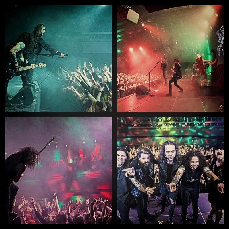 """pic: @ darkside.ru and @immortaldavis  With the brand new live video of """"Desastre"""" from their latest album   1755 Moonspell underline once more their reputation as one of Europes best live bands.  Watch the video right  HERE !  Buy the album right  HERE !   Moonspell will start the Latin America leg of of their   1755 World Tour  this weekend. They will headline 10 shows, plus a slot on True Metal Stage at the prestigious Hell and Heaven festival in Mexico City on the 4th of May:   Latin American dates:   22.04.18 CO - Bogotá / Auditorio Lumiere  23.04.18 CO - Medellin / Teatro Universidad Medellin  25.04.18 BR - Rio de Janeiro / Teatro Odisseia  26.04.18 BR - Sao Paulo / Carioca Club  28.04.18 BR - Recife / Abril Pro Rock Festival  29.04.18 BR - Belo Horizonte / A Autentica  30.04.18 AG - Buenos Aires / Roxy Club Live  01.05.18 CL - Santiago / Club Blondie  03.05.18 CL - Chihuahua / Teatro de la Ciudad 04.05.18 MX - Mexico City / Heaven And Hell  06.05.18 MX - Merida / Forum Mayan Hall"""