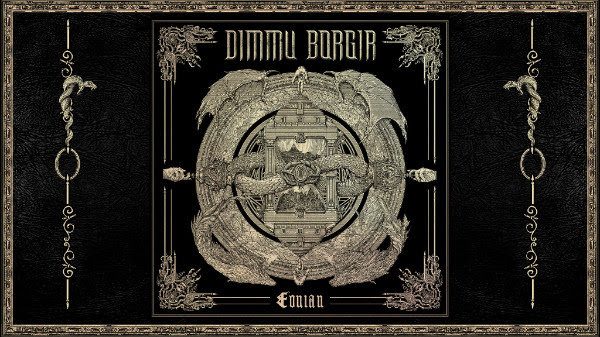 On May 4th, symphonic black metal giants  DIMMU BORGIR  will finally release their new studio album after eight years of silence. New record  »Eonian«  combines symphonic epicness with the spirit of the Norwegian black metal scene of the Nineties and will be the tenth long-player released by  DIMMU BORGIR . In this third trailer, vocalist  Shagrath  and guitarist  Silenoz  discuss working with   Polish artist and architect  Zbigniew M. Bielak  on the highly detailed cover artwork for   Eonian   and what the album title represents to them.  Watch the trailer, filmed at  Blackcraft Cult Clothing , here:  https://www.youtube.com/watch?v=A9BvGtq4_8A   Pre-order the album as digipak, 180g double vinyl, box set or digitally, here: nblast.de/DimmuBorgirEonian   So far,  DIMMU BORGIR  have announced the following festival shows and American and Russian headline dates - more tour dates will be confirmed soon, so don't miss the symphonic black metal titans when they finally return to the stage:  6/14-16/2018  Rockfest - Montebello, QC CANADA 6/23/2018  Hellfest - Clisson F  7/06/2018  Rock Fest - Barcelona E 8/2-4/2018  Wacken Open Air - Wacken D  8/11/2018  Alcatraz Metal Festival - Kortrijk B  8/16-18/2018  Midgardsblot Metalfestival - Horten N  8/19/2018  The Joint Psycho Las Vegas - Las Vegas, NV USA 8/21/2018  The Vic Theatre - Chicago, IL USA 8/23/2018  Danforth Music Hall -Toronto, ON CANADA 8/25/2018  Playstation Theater - New York, NY USA 9/18/2018  Kosmonavt - St. Petersburg RUS  9/20/2018  Glavclub - Moscow RUS  Being one of the successful extreme metal forges on the planet,  DIMMU BORGIR  have been dominating the symphonic black metal genre for 25 years. The songwriting core of  DIMMU BORGIR  furthermore consists of charismatic vocalist  Shagrath , as well as the string wizards  Silenoz  and  Galder , but other familiar faces also emerge from the darkness: Drummer  Daray  and keyboarder  Gerlioz  are still part of the team, and  Gaute Storaas  helped with the choral arrangements for the majestic voices of the  Schola Cantrum Choir . As the title   Eonian   indicates, the band's 10th full-length release is dealing with the illusion of time and marks a tribute to both the band's own past as well as the Norwegian black metal history.