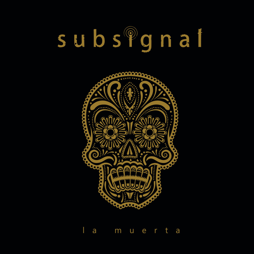 "It took  Subsignal  a good two years, but now they are finally back and ready to release their new album  ""La Muerta.""  On it, as to be expected with the former Sieges Even duo Markus Steffen and Arno Menses, the German band sends the listener on a proper voyage of discovery that is as complex as it is eventful. Subsignal have consciously designed the path to  ""La Muerta""  a tad more accessible than was the case with the predecessor...   ""La Muerta"" is set for release on May 25thvia  Gentle Art of Music .  Pre-order it  HERE .     Today the first video from the album for the song  ""Even Though The Stars Don't Shine"" .  Watch it  HERE .     Watch a trailer for  ""La Muerta""   HERE .  It is the fundamental rule in  Subsignal : the band always resets the focus and overhauls the pressure points from album to album. That is why in the run-up to  ""La Muerta""  the German outfit did not only sign a new record deal with Gentle Art of Music, but the five-piece also made a decision in favor of a modified approach in terms of the project's artistic priorities. While on earlier releases the band still lit up the literal torch to lead the audience's way through the tricky pathways of the delicately tangled progressive rock-undergrowth, this time, despite several hints of assistance here and there,  Subsignal  indeed put their trust in the power of the songwriting as well as the intuition of the listener. The band's signature energy is no less essential than ever before, but its unique presence has transformed and taken on a significantly more subtle role. The same goes for the technical sophistication of the musical implementation: it is still a driving force but it no longer lunges right into the listener's face. Much more it clandestinely sneaks up from the - only seemingly! - diffuse atmosphere to ultimately spread with all the force that fans and critics alike have praised.  The current lineup, consisting of Markus Steffen (guitar), Arno Menses (vocals), Ralf Schwager (bass), Markus Maichel (keyboards) and Dirk Brand (drums), has remained unchanged for quite some time and thus become a precisely harmonized team of perfection. It is obvious: the micro-adjustments of musical and mechanical aspects no longer required tending to. Much more ""La Muerta""  showcases a well-oiled fellowship that passionately puts every last bit of energy into the macro-process of painting the big picture. A new album might always start out as a journey into the unknown, but there is not a shadow of a doubt: right from the beginning the minds behind  Subsignal  had a very clear idea of where  ""La Muerta""  would take them and how they would get there.  Production duties were put into the hands of  RPWL's  Yogi Lang and Kalle Wallner. The duo has demonstrated great intuition and provided the songs with enough air to breathe and unfold - without restraining the fascinating density that adds another dimension to that multilayered voyage of discovery that is ""La Muerta.""  The paths have been marked, the supplies are packed. This is where the adventure starts - enjoy the ride!   Track Listing:  01) 271 Days 02) La Muerta 03) The Bells Of Lyonesse 04) Every Able Hand 05) Teardrops Will Dry In Source Of Origin 06) The Approaches  07) Even Though The Stars Don't Shine  08) The Passage  09) When All The Trains Are Sleeping  10) As Birds On Pinions Free  11) Some Kind Of Drowning"