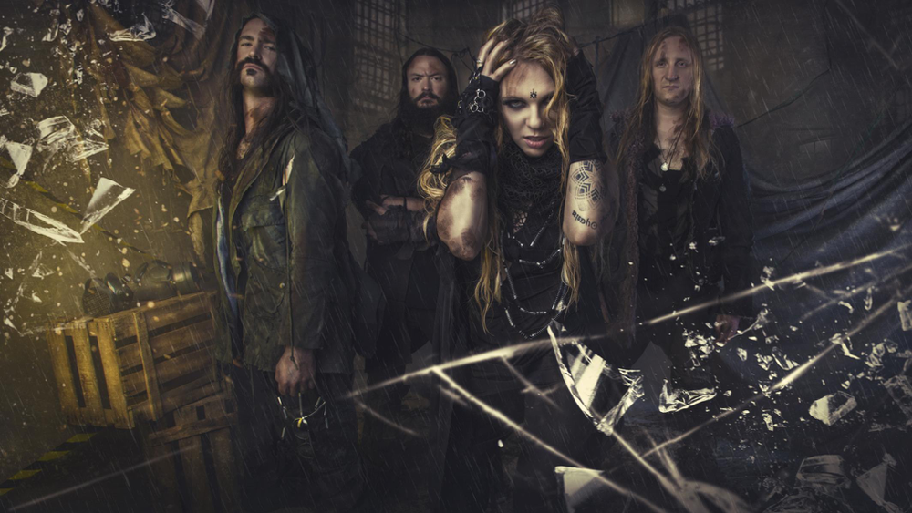 """Prevail II   is the proverbial yang to the yin and continues right where  KOBRA AND THE LOTUS  left off in 2017.The album will be released this Fridayvia  Napalm Records  and is available for pre order   HERE  .  Today the band is pleased to unveil their video for a cover of the  Fleetwood Mac  classic """" The Chain"""" .Watch the video  HERE .  """"We couldn't be more stoked to release the final closer to our   'Prevail'  album series!! We've chosen a classic, recorded in 1976, and we hope to connect and carry the magic forward from that musical era.  Here it is, 'The Chain' by  Fleetwood Mac, in full  Kobra and the Lotus  spirit.Can you recognize it?"""" says  Kobra  about the video and song.  The band is currently on the road in support of   Prevail II  , alongside Texas Hippie Coalition. The tour stops tonight in Atlanta, GA at The Masquerade and runs through June 3rd in Austin, TX.A complete list of dates can be found below.   Kobra  and the rest of the band are crushing it so far on tour:  """"The USA shows w/ Texas Hippie Coalition have been great so far!! The final countdown to our album release has begun and we're pumped up to be jamming the new tunes on the road with everybody. Come out and rock with us!!!!""""   -Kobra   Watch the video for  """"Let Me Love You""""  HERE .  A lyric video for  """"Losing My Humanity """" is streaming  HERE .  On April 27th another mark in history will be checked off for the band; the release of the second part,  Prevail II  .It comes as no surprise that   Prevail   is reminiscent of some of the material on High Priestess thanks to  Kobra  and Jasio's partnership, but in truth, this massive body of work attests to  Kobra   And The Lotus' massive growth as songwriters and musicians since 2015. On paper it sounds like lip service to say the band has become heavier, more dynamic and adventurous, but your ears don't lie.    Bottom line... Kobra And The Lotus  remain fearless as they move forward with   Prevail II  , and with good reason. It is a rock n rol"""