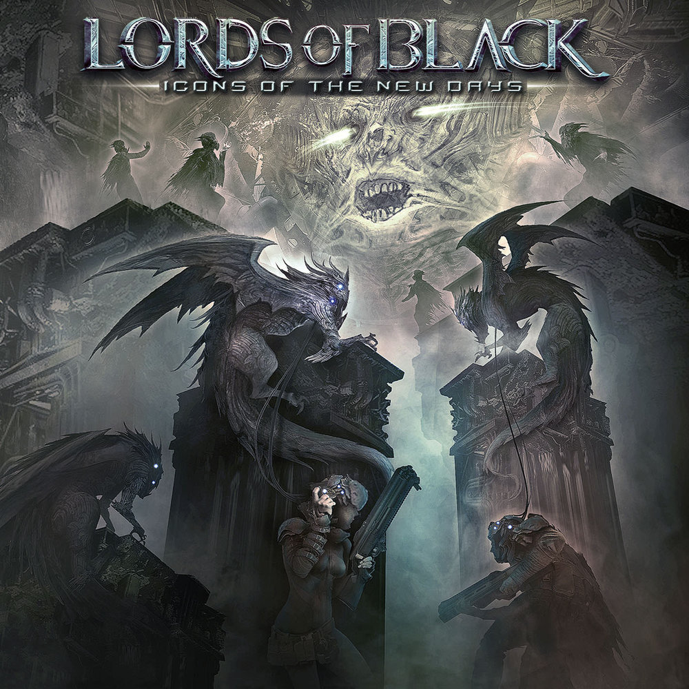"""""""'Icons of the New Days' represents the zenith in the short discography of Lords of Black, with stellar songwriting and catchy melodies once again at the core. You may find the track lengths a bit daunting if you prefer the quick strikes, but Hernando, Romero and company are so masterful in the performances that the 1 hour, 12min album is over leaving you craving for another go. Lords of Black is simply one of the best hard rock/power metal acts around.""""      -CROM Metal-      """"The masters of Spaniard metal deliver world-class musicianship from beginning to end.""""      -Sonic Perspective-          """"Just pure power metal heaven""""      -Shockwave Magazine-        """"Fine and consistent form, delivering more melodic heavy and power metal, properly infused with hard rock groove.""""      -Dangerdog Music Reviews-        """"'Icons Of the New Days' should be Lords Of Black ticket for a wider recognition, for a bigger audience. It's a true melodic metal/hard rock monster that's gettin' better and better and bigger with each listening.""""      -Heavy Paradise-    After two critically acclaimed albums, the self-titled debut and sophomore album, """"II"""" , it was time for  Lords Of Black to craft their all important third album.They have indeed delivered with  """"Icons Of The New Days"""" .   """"Icons of the New Days"""" is out today via  Frontiers Music Srl .  Order (CD/LP/MP3) and stream the album HERE:   http://radi.al/IconsOfTheNewDays   Limited Edition Colored 180g 2xLP available here: www.frontiers.shop   Watch the video for the title track from the album  HERE .  The video for  """"World Gone Mad"""" can be viewed  HERE .  """"While there are still countless bands putting out albums, it struck us that, in our view, only a minimal percentage are striving to make strong albums from top to bottom that also portray the """"sign of the times"""" through all components of the album: the sound, the title, the lyrics, the cover artwork, every aspect of the album. We set out to do just that. To make  """"Icons Of The Ne"""