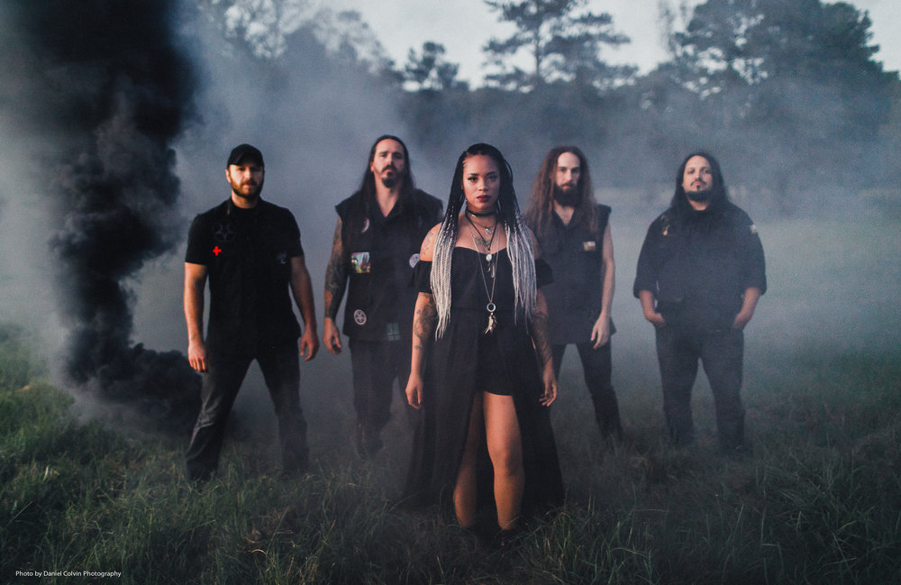"Hailed as ""one of the most exciting bands in the prog metal scene today"" (ItDjents),  OCEANS OF SLUMBER 's third full-length album, ""The Banished Heart"", has been rousing critics since it's release earlier this year via  CENTURY MEDIA RECORDS  garnering several high-rated reviews, including a 9/10 from Metal Injection who praised it's ""deep, steady, smoky vocals and thick thoughtful riffs"" depicting it as ""an album burgeoning on timeless greatness"".