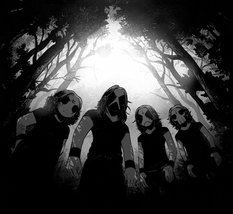 """LOS ANGELES, Calif. (June 28, 2018) -Hailing from the abysmal forests of the mystic north, Belzebubs have possessed a stealthy cult status throughout their existence. Originally summoned together in 2002, the band has succeeded in creating a thrilling blend of melodic black metal, guttural growls and vivid solos, forged with progressive twists and cinematic soundscapes. Accompanied by a new drummer and a three-record deal with  Century Media Records , Belzebubs finally feels fit to take on the (under)world.   """"We are extremely proud to sign with Century Media on their 30th anniversary year, joining the likes of Watain, Tribulation, Moonsorrow, Insomnium and Rotting Christ, just to name a few. We have been busy composing new material and can't wait to get in the studio (and tour!?) with our new drummer Samaël, who's brought a tight, progressive twist to our gritty yet melodic sound.""""    """"Blackened Call"""" is the band's first single, taken from their upcoming debut album, scheduled for a February 2019 release. It was mixed and mastered by  Dan Swanö , who's also responsible for the sound of  Dark Funeral 's  The Secrets Of The Black Arts , Dissection 's  The Somberlain and many more. Watch the Samppa Kukkonen-directed and Terhi Väänänen-produced video for """"Blackened Call"""" here .  From tomorrow on, """"Blackened Call"""" will be available on all streaming and download platforms both as a digital single and a strictly limited 7-inch vinyl (500 copies worldwide), available at  www.cmdistro.de and  www.backstagerockshop.com .     Belzebubs is:   Obesyx - lead guitars  Hubbath - vocals, bass  Sløth - guitars, vocals  Samaël - drums   Follow Belzebubs on:    Website / Facebook / Instagram"""