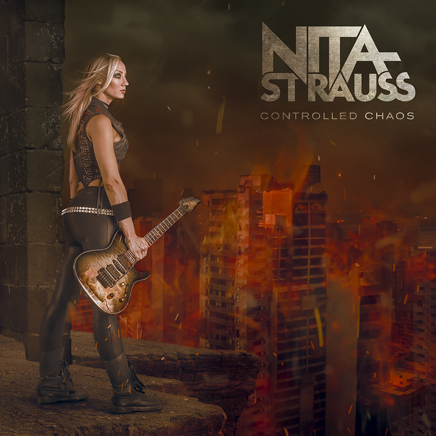 "Releases New Song and Music Video ""Our Most Desperate Hour""  U.S. Tour Dates This Fall  Tickets Available at Nitastrauss.com  Nita Strauss the incredibly talented guitarist who has rocked out on stage with Alice Cooper, Femme Fatale, Jermaine Jackson, The Iron Maidens and more, announced today that she will be releasing her debut solo album, Controlled Chaos. She has joined the Sumerian Records family and will be giving fans 11 tracks of epic musicality on November 16th. The electric and quite literally ""fire"" music video for ""Our Most Desperate Hour"" is the first look into what's to come from this new chapter of Nita's career.  On the upcoming album, Nita shares ""From bright and fun to aggressive and dark, from peaceful to chaotic, this album is a way for me to give the listener a glimpse into my personality and what goes on inside my mind. ""Controlled Chaos is available for pre-order at  http://www.nitastrauss.com/ .  Nita has been fighting to make a name for herself in the guitar world for years. She is one of the most sought after clinicians in the industry and has done extensive clinic tours across multiple continents. Her consistent touring schedule has shown her to play in front of over a million audience members per year consistently for the past several years. 2018 has already proven to be a banner year for Nita with her being named as the first ever female Ibanez signature artist in the company's 60-year history. She played WWE Superstar Shinsuke Nakamura's entrance music at WrestleMania in New Orleans in front of an audience of 78,000 fans and millions streaming worldwide just before surpassing her Kickstarter campaign 8x over, allowing her to self-produce and record Controlled Chaos.  The 11-track album was a challenge to Nita and an opportunity for her to reconnect with what inspired her to pick up a guitar in the first place. ""I started playing guitar because of instrumental guitar music. All my real heroes made instrumental albums. All my own career has been spent playing in bands, but I never forgot that dream of what inspired me to pick up the guitar in the first place.  ""Controlled Chaos""  Track listing  1. Prepare For War  2. Alegria  3. Our Most Desperate Hour  4. Mariana Trench  5. Here With You  6. The Stillness At The End  7. The Quest  8. Hope Grows  9. Lion Among Wolves  10. Pandemonium 2.0  11. The Show Must Go On  This Fall, Nita will be hitting the road for her first solo tour in support of Angel Vivaldi. The tour will be hitting cities from coast to coast in the United States beginning November 19th and will wrap up on December 21st. A full list of tour dates can be found below with tickets and more details available at  http://www.nitastrauss.com/ .  Upcoming Tour Dates:  11/19 – The Vault @ Greasy Luck – New Bedford, MA  11/20 – Voltage Lounge – Philadelphia, PA  11/21 – Dingbatz – Clifton, NJ  11/23 – Brooklyn Bazaar, Brooklyn, NY  11/24 – The Outpost – Kent, OH  11/25 – The Loving Touch – Ferndale, MI  11/27 – Wire – Berwyn, IL  11/28 – Gabe's –Iowa City, IA  11/29 – Riot Room, Kansas City, MO  11/30 – Marquis Theater – Denver, CO  12/1 – Club X – Salt Lake City, UT  12/2 – The Shredder – Boise, ID  12/4 – Club Sur Rocks – Seattle, WA  12/5 – Paris Theatre – Portland, OR  12/6 – The Boardwalk - Orangevale, CA  12/7– Brick By Brick –San Diego, CA  12/8 – Pub Rock – Scottsdale, AZ  12/9 – 1720 – Los Angeles, CA  12/11 – Come and Take It Live – Austin, TX  12/12 – Scout Bar – Houston, TX  12/13 – Trees – Dallas, TX  12/14 – The Hi-Tone – Memphis, TN  12/15 – The Masquerade (Purgatory) – Atlanta, GA  12/16 – Haven Lounge – Orlando, FL  12/17 – O'Malley's – Margate, FL  12/18 – Crowbar – Tampa, FL  12/19 –Ground Zero – Spartanbug, SC  12/20 – Canal Club, Richmond, VA  12/21 – House of Independents – Asbury Park, NJ  Nita's skill, exuberant stage presence and love for all things about her instrument have earned her a stellar reputation in the music industry and endorsements including Ibanez Guitars, Marshall Amplification, DiMarzio pickups, Monster Energy and more.  For more information on Nita Strauss, please head to   http://nitastrauss.com/    Follow Nita Strauss   http://nitastrauss.com/    https://twitter.com/hurricanenita    https://www.facebook.com/NitaStrauss/    https://www.instagram.com/hurricanenita/"