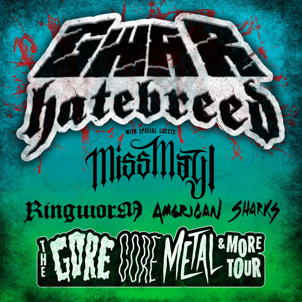 GWAR & Hatebreed  Co-Headline     10/6: Camden, NJ @ Rock Allegiance*     10/7: Buffalo, NY @ Town Ballroom    10/9: Lawrence, KS @ Granda Theater    10/10: Denver, CO @ Summit Music Hall    10/11: Salt Lake City, UT @ The Complex    10/12: Boise, ID @ Revolution Concert House     10/13: Sacramento, CA @ Aftershock Festival*    10/15: Seattle, WA @ Showbox Sodo    10/16: Portland, OR @ Roseland Theater    10/18: Los Angeles, CA @ Belasco Theater    10/19: Tempe, AZ @ The Marquee    10/20: Albuquerque, NM @ Sunshine Theater    10/22: Houston, TX @ Warehouse Live    10/23: Dallas, TX @ Gas Monkey Live    10/24: Tulsa, OK @ Cain's Ballroom    10/25: Sauget, IL @ Pops    10/26: Madison, WI @ The Sylvee    10/27: St. Paul, MN @ Myth Live    10/28: Peoria, IL @ Monarch Music Hall    *Festival Appearance    GWAR Headline Dates:    10/29: Detroit, MI @ Saint Andrews Hall    10/30: Cleveland, OH @ House of Blues    10/31: New York, NY @ Irving Plaza    11/2: North Myrtle Beach, SC @ House of Blues    11/3: Atlanta, GA @ Masquerade    11/4: Raleigh, NC @ Lincoln Theater    11/6: Stroudsburg, PA @ Sherman Theater    11/7: Clifton Park, NY @ Upstate Concert Hall    11/8: Worcester, MA @ The Palladium    11/9: Baltimore, MD @ Baltimore Soundstage    11/10: Richmond, VA @ The National#    #With Municipal Waste, High on Fire and Toxic Holocaust     12/31: Norfolk, VA @ The Norva    For More Info Visit:     http://www.gwar.net      http://www.gwartv.com      http://instagram.com/gwar      https://twitter.com/GWAR      http://www.youtube.com/gwar      http://www.facebook.com/gwar      http://www.gwarbq.com      http://www.gwarjapan.net      http://www.metalblade.tv/tv
