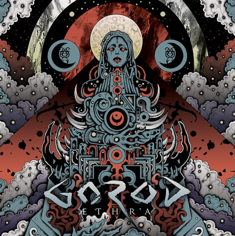 """Technical metal icons GOROD recently announced their upcoming 10-track album,  Aethra  , set to be released on October 19, 2018 via their new international label,Overpowered Records. The album is available to pre-order digitally via Amazon , iTunes and Google Play , and in several physical formats via Overpowered Records' merchandise site .  Today, GOROD revealed a brand new lyric video for the album's title track, """"Aethra"""", available to view now via the band's YouTube channel: https://youtu.be/BdpP-aAZhjs   Vocalist Julien Deyres says about the track: """"'Aethra' refers precisely to the complexity of naming, especially when it comes to distant entities both in space and time. Indeed, even among historians, the name Aethra is debated. Some see her as the mother of Theseus, others as Hyperion's wife, mother of Helios, Selene and Eos. The subject that actually caught my attention for this album is that of an Aethra (more frequently called Theia) who would be the mother of the moon. Moreover, there is a scientific theory mentioning that an asteroid collided with the Earth which left us a fragment that is still turning around us, and that appears and disappears completely every 28 days. Aethra is therefore the missing mother who left us the corpse of her offspring in orbit as a memory of the tragedy... but the purpose of the lyrics remains here to leave you all a personal 'substantial part of fantasy'!""""   More recent videos from GOROD :  """"The Sentry"""" track stream: https://youtu.be/ZTDP0Em9k5Q   Behind-the-scenes  Aethra  guitar + bass tracking video: https://youtu.be/4-DbEVS1RYs   Behind-the-scenes  Aethra  drum tracking video: https://youtu.be/2GUvzXdNg_Q     Aethra  album teaser: https://youtu.be/_aifeqTfHxk   Produced and recorded by GOROD guitarist/mastermind Mathieu Pascal in his own Bud Studio, mixed at Dugout Studio by the outstanding Daniel Bergstrand ( Meshuggah, Behemoth, Decapitated, In    Flames ) and mastered by Lawrence Mackrory at Obey Mastering ( Decapitat"""