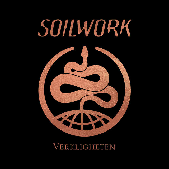 """Swedish visionary metallers SOILWORK have finished the recordings for their long awaited upcoming 11th studio album. The as of yet untitled album is the band's first in more than three years and also marks the first to feature Bastian Thusgaard on drums, who replaced Dirk Verbeuren in 2016.    Verkligheten    is set to be released on January 11, 2019 via Nuclear Blast . The first edition digipack as well as the vinyl versions will also contain the exclusive  Underworld  EP, carrying 4 more songs (see track list below).  The digipack version will also feature special artwork with lavish foil print.  The album as well as accompanying merchandise is now available for pre-order in various formats:  CD jewel + T-Shirt + Poster Bundle  Digipack  Black, Orange, Purple vinyl  Digital download/stream  In conjunction with the announcement SOILWORK have also released the brand new tune """" Arrival"""" - to check it out and to pre-order the albumsurf to:  http://nuclearblast.com/soilwork-verkligheten      Verkligheten album tracklist:  01. Verkligheten 02. Arrival 03. Bleeder Despoiler 04. Full Moon Shoals 05. The Nurturing Glance 06. When The Universe Spoke 07. Stålfågel 08. The Wolves Are Back In Town 09. Witan 10. The Ageless Whisper 11. Needles And Kin (feat.   Tomi Joutsen   /   AMORPHIS   )  12. You Aquiver    Underworld Bonus EP tracklist:  13. Summerburned and Winterblown 14. In This Master's Tale 15. The Undying Eye 16. Needles And Kin (original version)    ICYMI:  Studio webisode #1:  https://youtu.be/wc6BaYOI3h4   Studio webisode #2:  https://youtu.be/9SRtzjDKnr0   Studio webisode #3:  https://youtu.be/YtcATGBBHNs     SOILWORK will embark on an extensive European co-headlining run with label-mates AMORPHIS and NAILED TO OBSCURITY as well as JINJER from January 11 through to February 16.   SOILWORK / AMORPHIS    + JINJER+ NAILED TO OBSCURITY  11.01. D Oberhausen - Turbinenhalle 2 12.01. NL Nijmegen - Doornroosje 13.01. D Hamburg - Markthalle 14.01. DK Copenhagen - Amager B"""