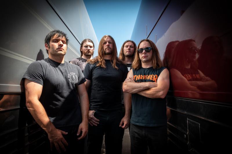 UNEARTH Line-up:  Trevor Phipps - Vocals Ken Susi - Guitars Buz McGrath - Guitars Nick Pierce -Drums Chris O'Toole - Bass   UNEARTH online:   www.facebook.com/unearthofficial