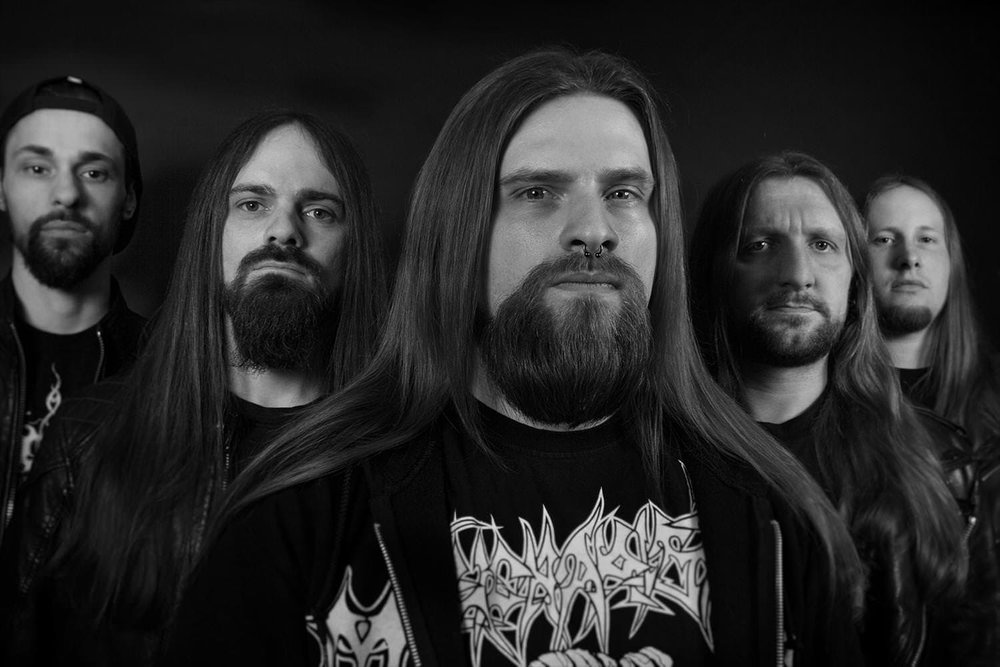 """Since 2016 the German Death Metal Institution DAWN OF DISEASE has been a partof the Napalm Records family, releasing two very strong albums in this relatively short period:  """"Worship The Grave""""  and """" Ascension Gate""""  (which reached# 46 in the official German charts.Through numerous shows supporting the likes AMON AMARTH, BEHEMOTH, ARCH ENEMY, POWERWOLF, SODOM and AT THE GATES as well as appearances at festivals including Wacken Open Air, Rock Hard Festival, Party.San Open Air, Metal Hammer Paradise, Rockharz Festival, Metal On The Hill and Summer Breeze Open Air, Dawn of Disease has gained attention far beyond the borders of their home country.   Now the band has signed a new contract, which will strengthen the existing partnership and guarantee further great releases.  The Band comments as follows:  """"We are very happy to have Napalm Records as a strong and reliable partner at our side in the coming years, supporting us in every way possible. Since the release of 'Worsphip The Grave', which in 2016 was a new and important step in the history of DAWN OF DISEASE after a four-year release break, we have grown more and more together with Napalm Records. With the signing of a new contract we can already look forward to a future that will give all of you Death Metal maniacs out there more wrecking balls with a melodic taste!""""    Napalm Records adds:  """"Dawn Of Disease is the Death Metal flagship! We are very glad to have re-signed the contract! Be sure there's a lot to come in the near future!""""    DAWN OF DISEASE are currently writing songs for their next album, which will be released next year on Napalm Records.   DAWN OF DISEASE online:   www.facebook.com/DawnOfDisease   www.dawnofdisease.com"""