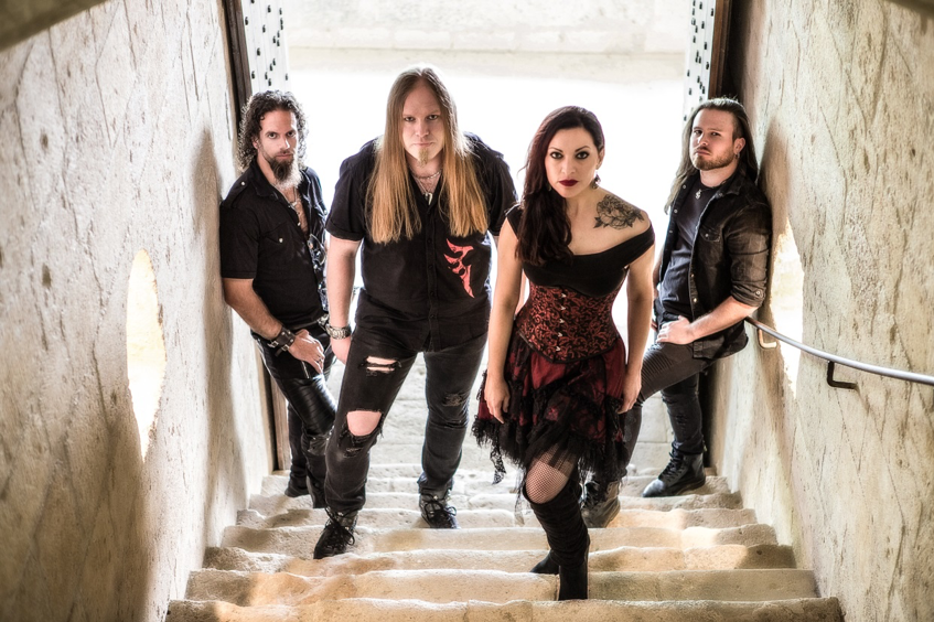 "[Photo Credit: Béranger Bazin]    EPIC SYMPHONIC GOTHIC METAL from NORWAY!   The Nordic Epic Metal masters  SIRENIA  recently released the second single  ""Into The Night""  from the new album   Arcane Astral Aeons  , which will be out on October 26 via Napalm Records. Now they follow up with the gloomy and dark official music video for the new single.   Watch the new video    HERE   !   On October 26 the new  SIRENIA  opus   Arcane Astral Aeons   will be released via Napalm Records. The album was recorded in Audio Avenue Studios (Norway), and Sound Suite Studios (France), while the mixing and mastering took place in Hansen Studios (Denmark) with mixing engineer Jacob Hansen."